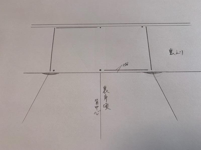 引き糸の付け方2